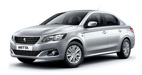 Peugeot 301 Active Pack 1.6 HDi