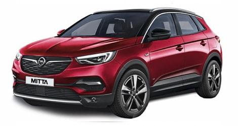 Opel GRANDLAND X EDITION 1.6T AT