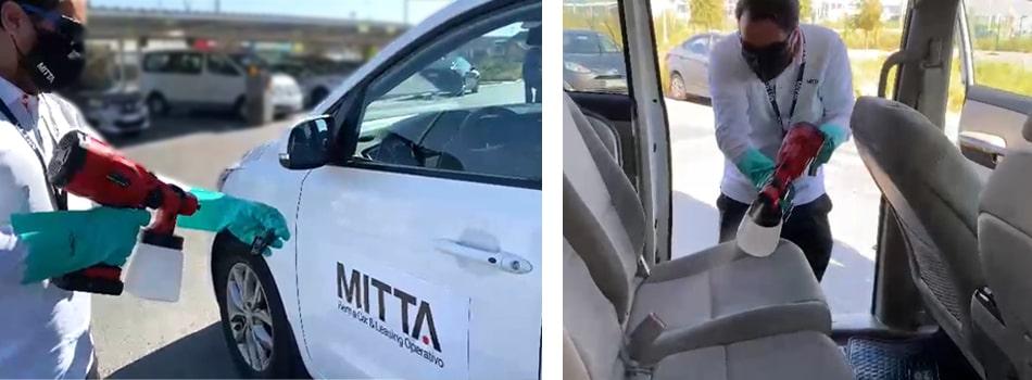 MITTA mejora su proceso de Sanitización