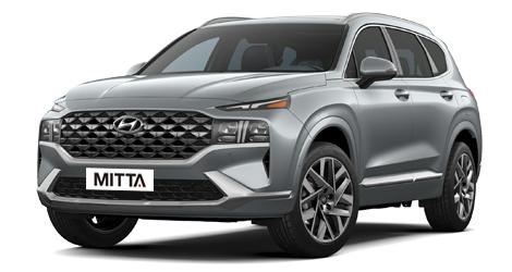 All New Hyundai SANTA FE TM 2.5 AT 4WD VALUE FL