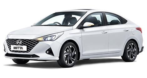 Hyundai Accent HCi 1.4 Plus