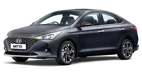 Hyundai Accent HCi 1.6 Value