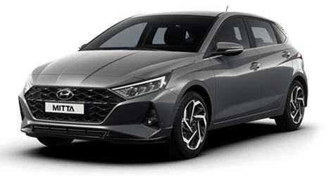 Hyundai I20 B13 1.4 MT PLUS