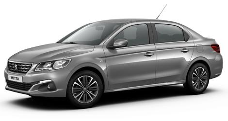 Peugeot 301 Allure HDi 92