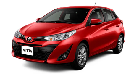 Toyota Yaris Sport GLE MT