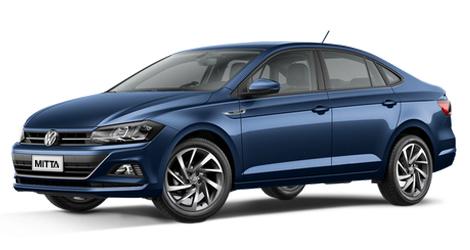 Volkswagen VIRTUS COMFORTLINE MT