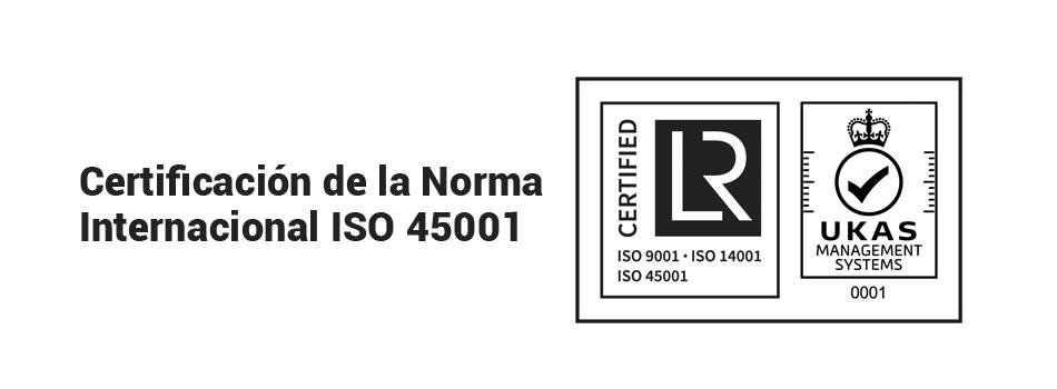 MITTA logra certificación ISO 45001