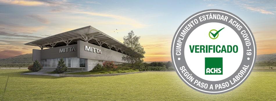 MITTA obtiene certificado Sello COVID-19